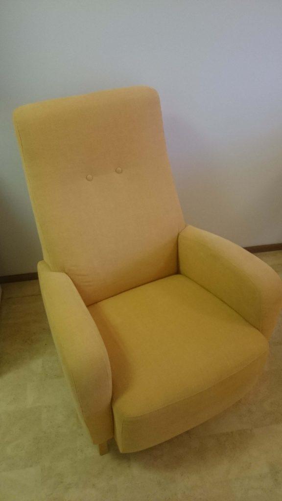 tuoli pesun jälkeen
